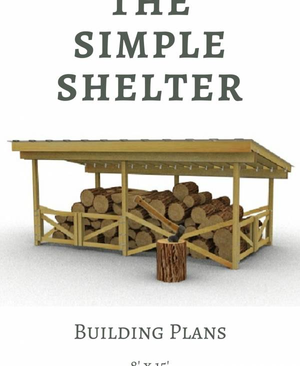 Simple Shelter Building Plans