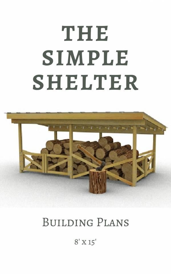 Simple Shelter Building Plans